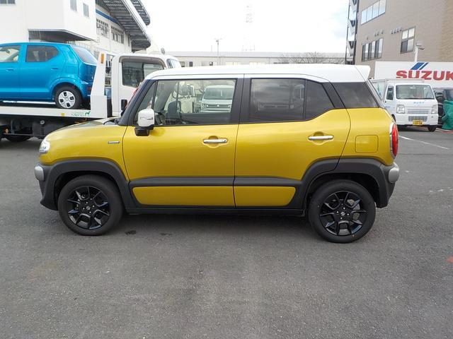 「スズキ」「クロスビー」「SUV・クロカン」「京都府」の中古車23