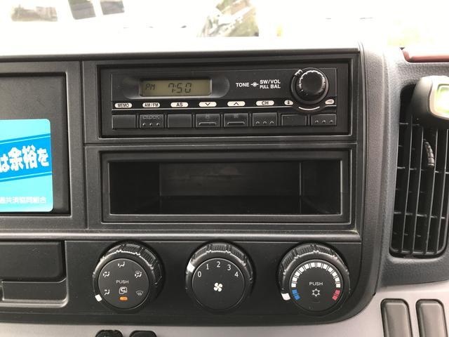 エアコン ラジオ