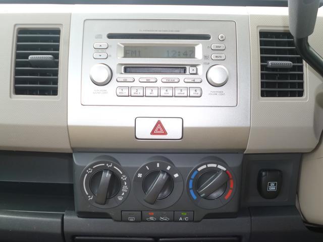スズキ ワゴンR FX 4スピーカー アルミホイール ETC