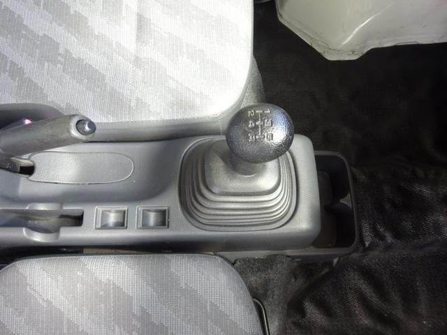 KU KUエアコン・パワステ地区限定車 5速MT AC 純正オーディオ(12枚目)