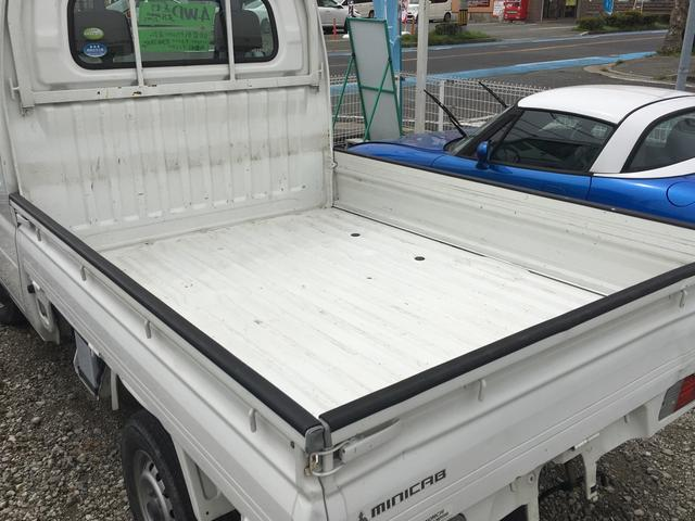 4WD 平床ボディ 三方開(12枚目)