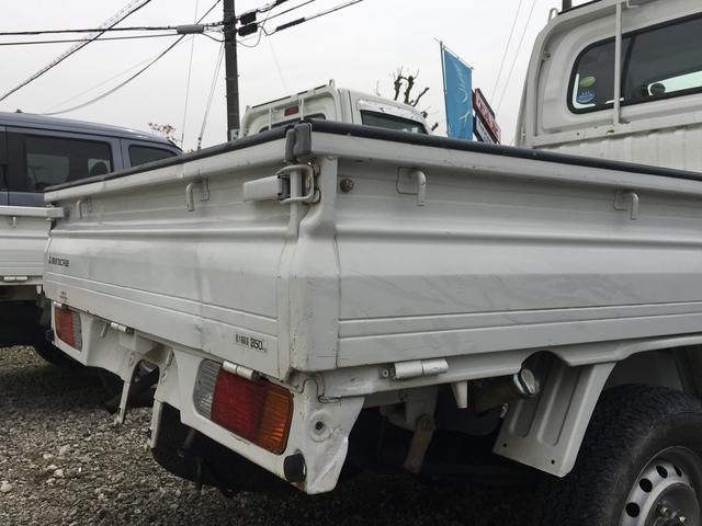 4WD 平床ボディ 三方開(15枚目)
