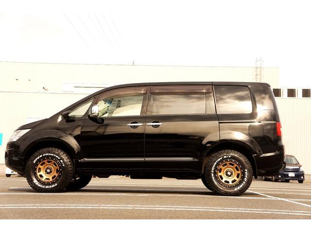 G パワーパッケージ 4WD ワンオーナー 両側電動スライド アルパインHDDナビ 地デジ BTオーディオ 新16AW 新ホワイトレタータイヤ 8人乗(5枚目)