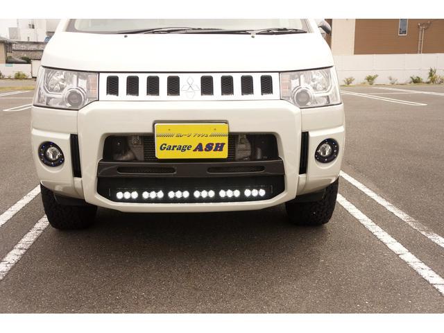 D パワーパッケージ 両側電動スライド 4WD TGS16AW BFGホワイトレタータイヤ リフトアップ コムテックGPSレーダー ドラレコ ストラーダナビ アルパインフリップダウンモニター シートヒーター HID(5枚目)