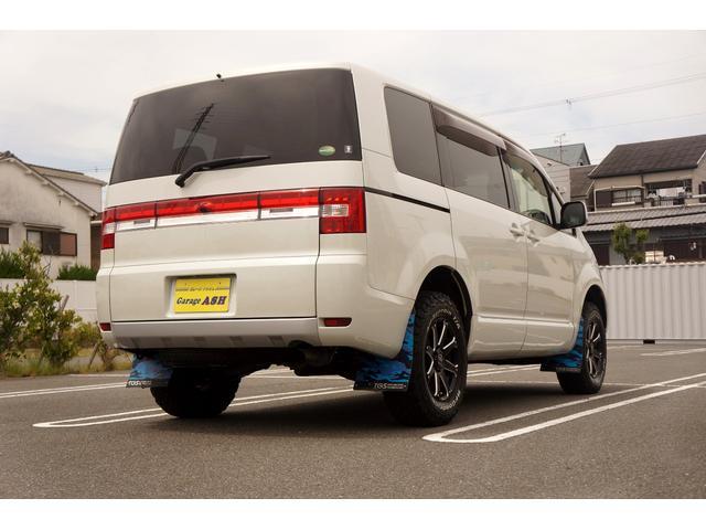 D パワーパッケージ 両側電動スライド 4WD TGS16AW BFGホワイトレタータイヤ リフトアップ コムテックGPSレーダー ドラレコ ストラーダナビ アルパインフリップダウンモニター シートヒーター HID(8枚目)