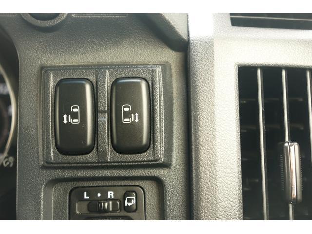 D パワーパッケージ 両側電動スライド 4WD TGS16AW BFGホワイトレタータイヤ リフトアップ コムテックGPSレーダー ドラレコ ストラーダナビ アルパインフリップダウンモニター シートヒーター HID(33枚目)