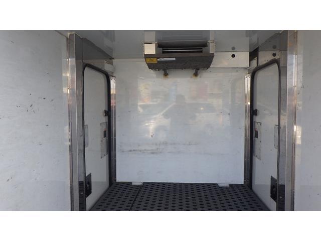 冷蔵冷凍車エアコンパワステエアバック(2枚目)