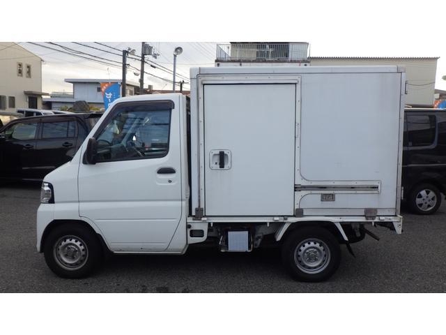 冷蔵冷凍車エアコンパワステエアバック(3枚目)