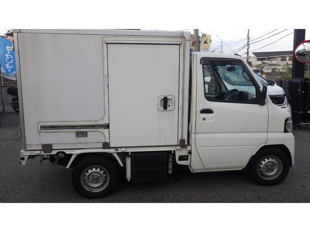 冷蔵冷凍車エアコンパワステエアバック(4枚目)