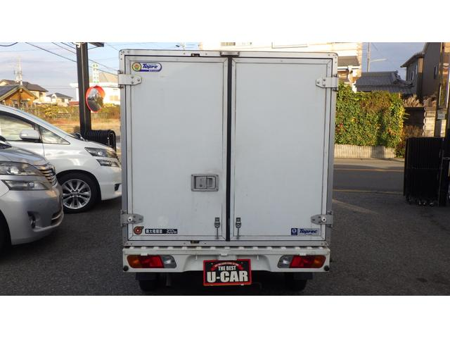 冷蔵冷凍車エアコンパワステエアバック(5枚目)