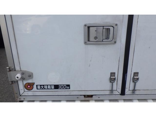 冷蔵冷凍車エアコンパワステエアバック(6枚目)