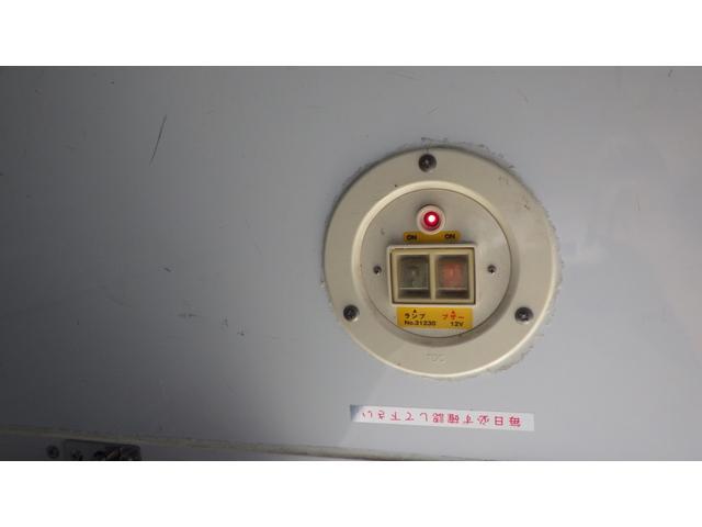 冷蔵冷凍車エアコンパワステエアバック(8枚目)
