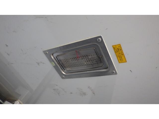 冷蔵冷凍車エアコンパワステエアバック(9枚目)