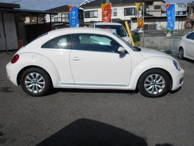 「フォルクスワーゲン」「VW ザビートル」「クーペ」「大阪府」の中古車5