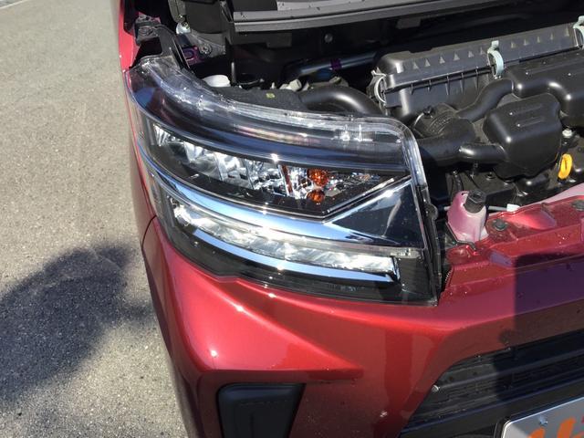 カスタム XリミテッドII SAIII LEDヘッドライト 衝突被害軽減 シートヒーター スマアシ スマートキー プッシュスタート 走行無制限1年保証(21枚目)