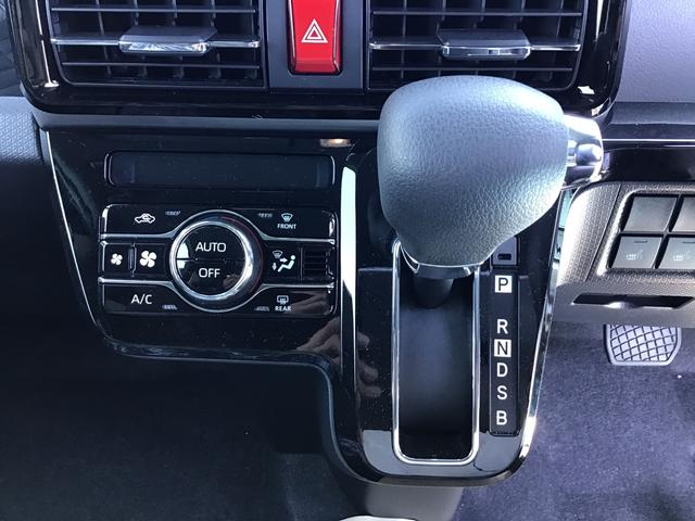 カスタムXセレクション LEDヘッドライト 両側電動スライドドア コーナーセンサー シートヒーター 走行無制限1年保証 衝突被害軽減(11枚目)