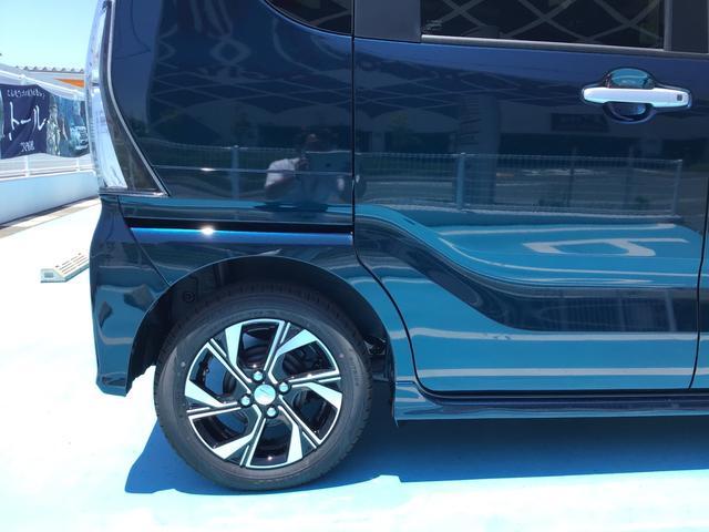 カスタムXセレクション LEDヘッドライト 両側電動スライドドア コーナーセンサー シートヒーター 走行無制限1年保証 衝突被害軽減(22枚目)