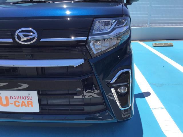 カスタムXセレクション LEDヘッドライト 両側電動スライドドア コーナーセンサー シートヒーター 走行無制限1年保証 衝突被害軽減(30枚目)