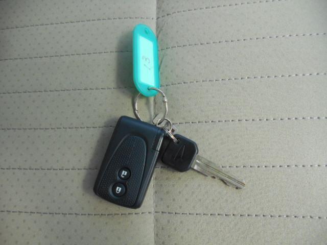 やっぱり便利、キーレスエントリー!ドアロックの施錠・開錠がボタンを押すだけでできてしまいます☆
