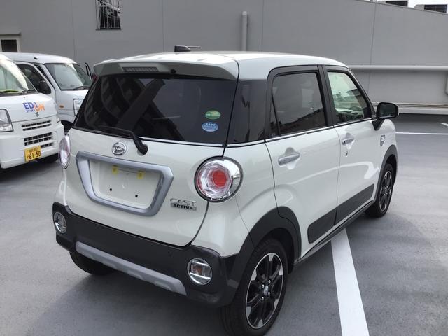 「ダイハツ」「キャスト」「コンパクトカー」「兵庫県」の中古車8