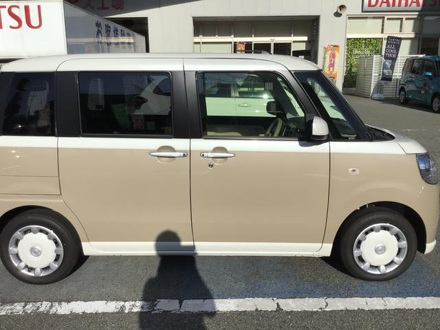「ダイハツ」「ムーヴキャンバス」「コンパクトカー」「兵庫県」の中古車3