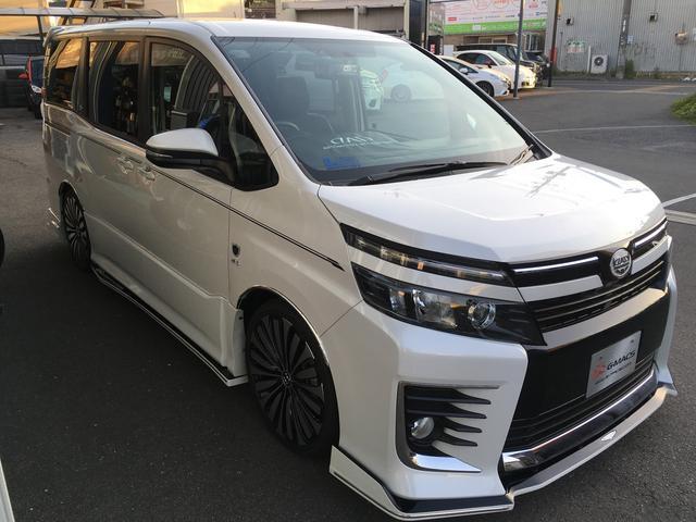 トヨタ ヴォクシー ZS DADデモカー