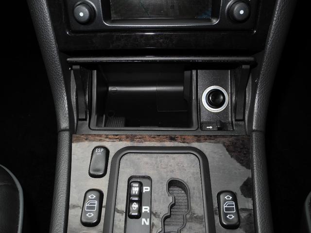 E320ステーションワゴン アバンギャルド後期モデル本革SR(12枚目)