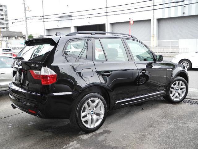 「BMW」「X3」「SUV・クロカン」「大阪府」の中古車4