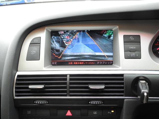 2.8FSIクワトロ 1オーナー屋内保管4WD黒本革インテリアシートヒーターマルチナビ地デジフルセグ禁煙車走行42000KMディーラー整備記録簿(13枚目)