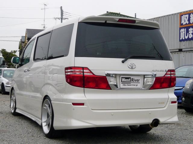 AX Lエディション 1オーナー キーレス スペアキー SDナビ フルセグTV ETC リアモニター オートライト HID 左パワスラ  FABULOUS  VARIOUS 20AW TEIN車高調 柿本マフラー(2枚目)
