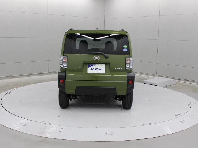G ナビ・バックモニター・サンルーフ 衝突被害軽減システム LEDヘッドランプ アイドリングストップ(4枚目)