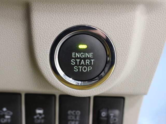 X SAII 4WD CD ミュージックプレイヤー接続可 ETC スマートキー 純正アルミホイール アイドリングストップ 衝突被害軽減システム ワンオーナー(13枚目)