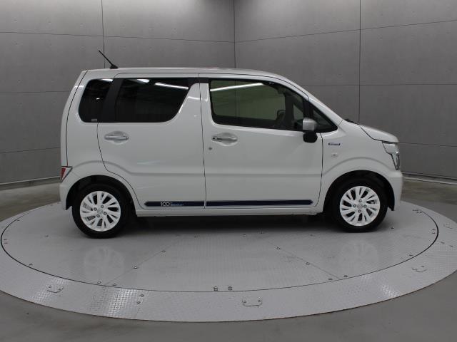HV FX ホワイトED 100周年記念車ホワイトエディション セーフティサポート 届出済未使用車(5枚目)