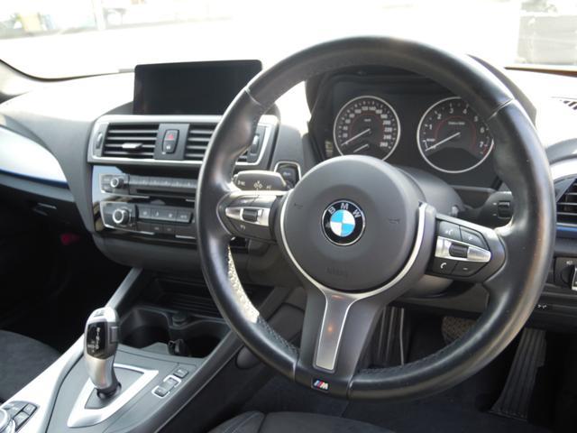 BMW BMW 118i Mスポーツ ナビ バックカメラ