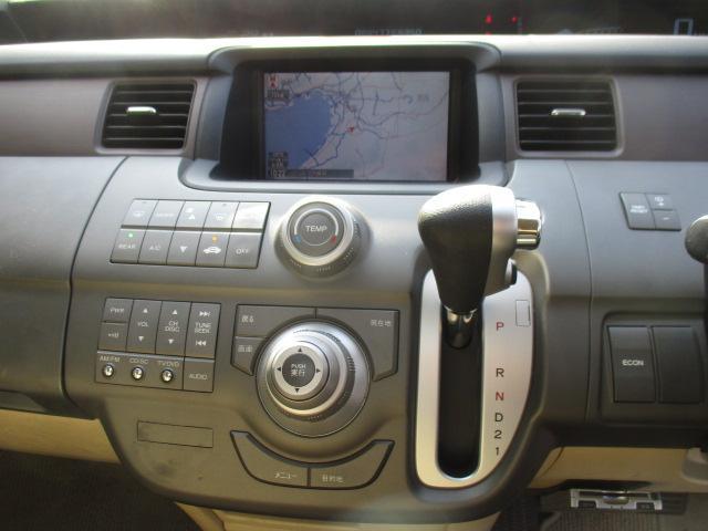 ホンダ ステップワゴン G Sパッケージ HDDナビ バックカメラ パワスラ