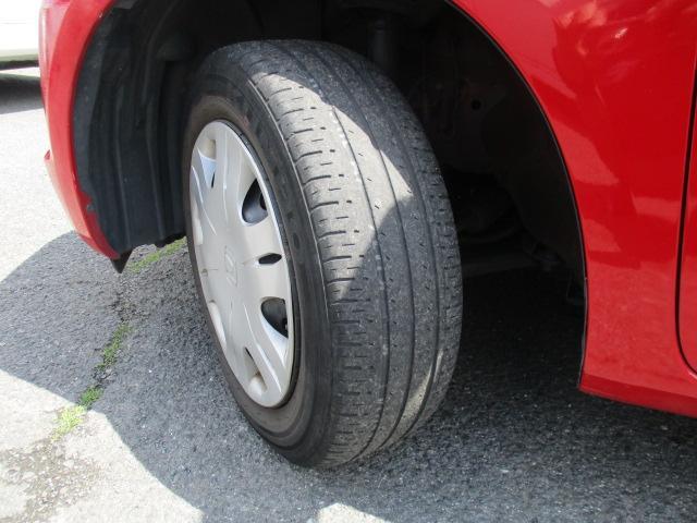 タイヤの溝あり☆