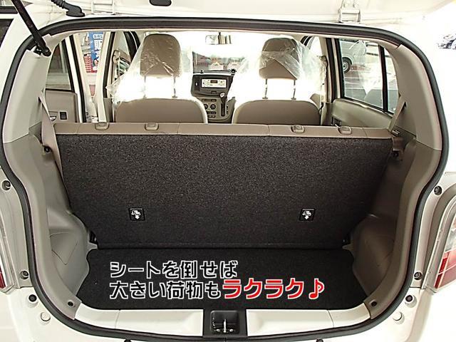 ダイハツ ミライース X  ABS アイドリングストップ CD ETC