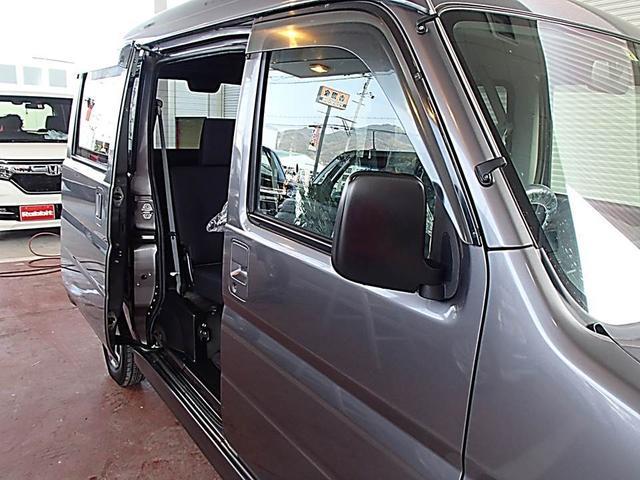ホンダ バモスホビオプロ ベースグレード  キーレス 両側スライドドア CD