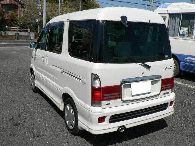 ダイハツ アトレー7 CX 7人乗 ETC キーレス