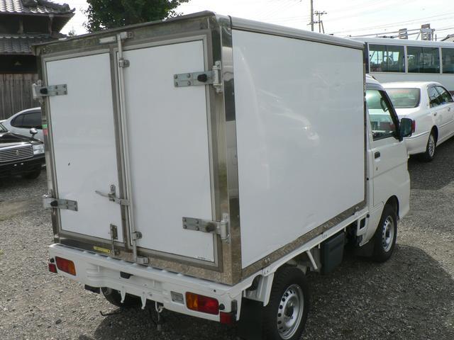 ダイハツ ハイゼットトラック 冷蔵冷凍車 -22度設定