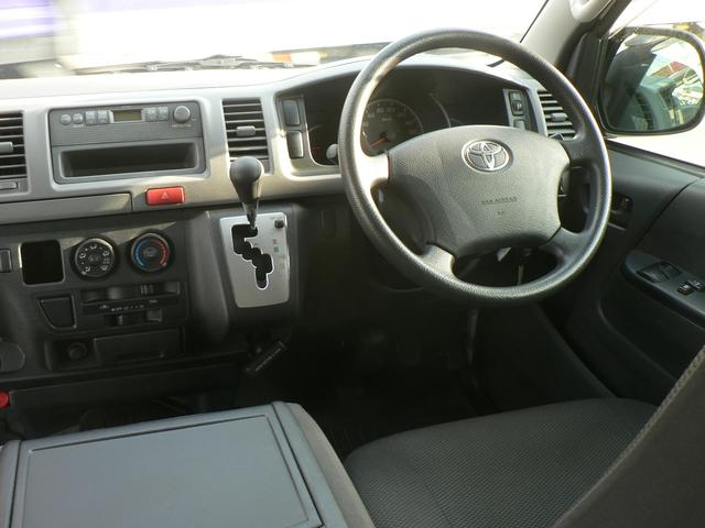 トヨタ ハイエースバン ロングDX 1t積み