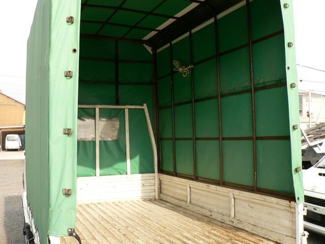 日産 バネットトラック 4WD 1t ホロ車