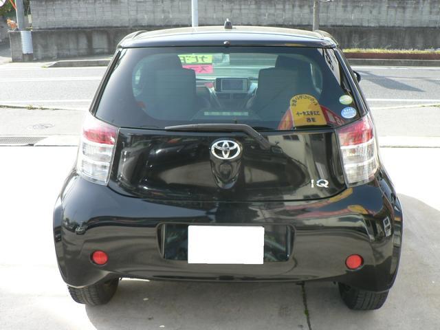 トヨタ iQ 100G ナビ ETC付