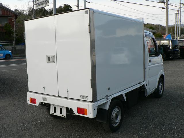 冷蔵冷凍車 -5℃設定 スタンバイ付(2枚目)