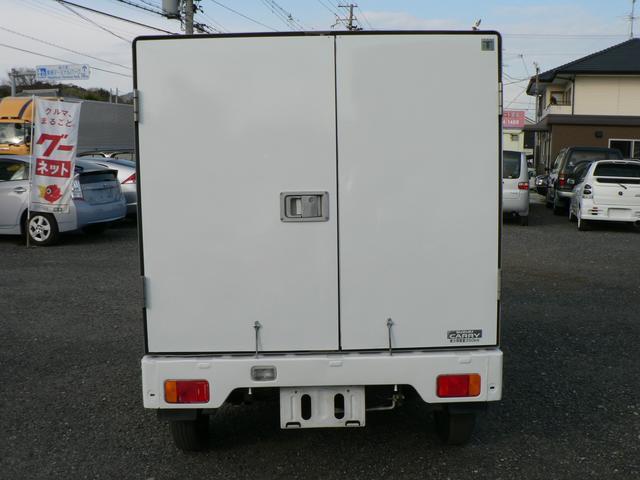冷蔵冷凍車 -5℃設定 スタンバイ付(3枚目)