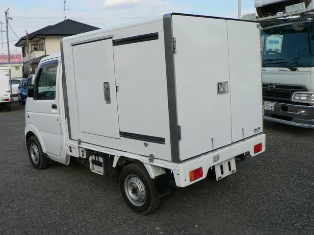 冷蔵冷凍車 -5℃設定 スタンバイ付(4枚目)