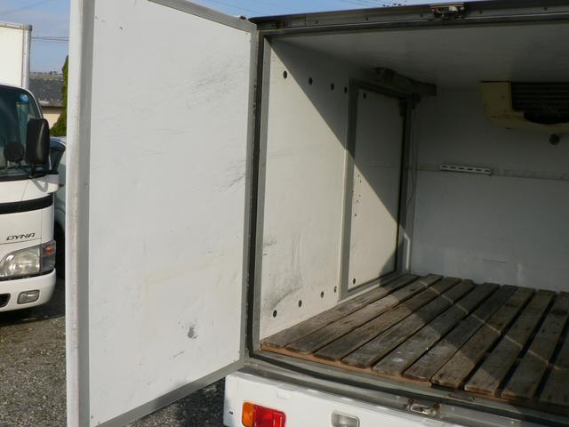 冷蔵冷凍車 -5℃設定 スタンバイ付(13枚目)