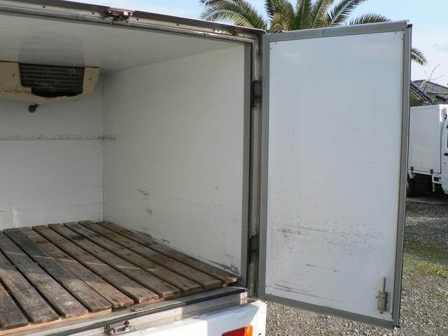 冷蔵冷凍車 -5℃設定 スタンバイ付(14枚目)