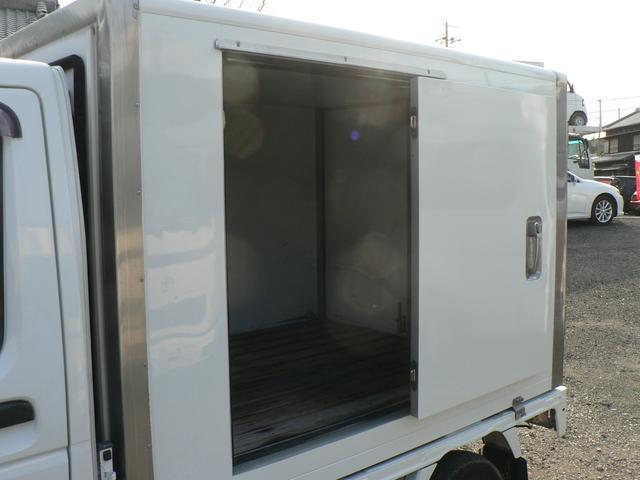 冷蔵冷凍車 -5℃設定 スタンバイ付(15枚目)