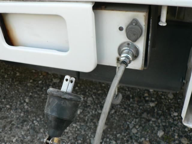 冷蔵冷凍車 -5℃設定 スタンバイ付(16枚目)
